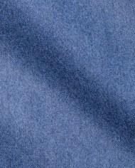 Blazer bleu clair croisé CP tissu