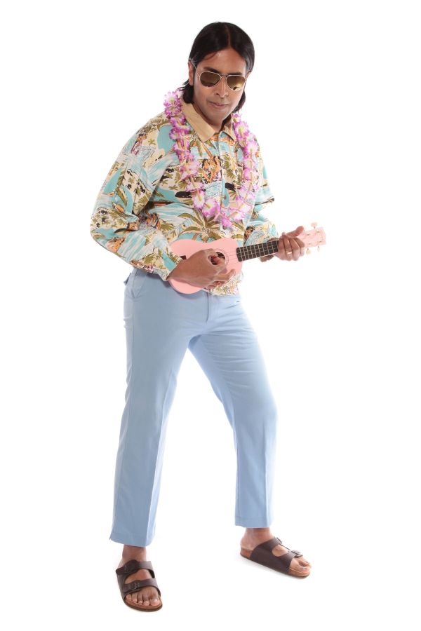 Hawaiian Elvis costume