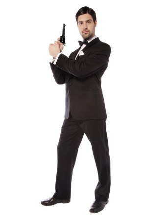 JAMES BOND TUXEDO COSTUME