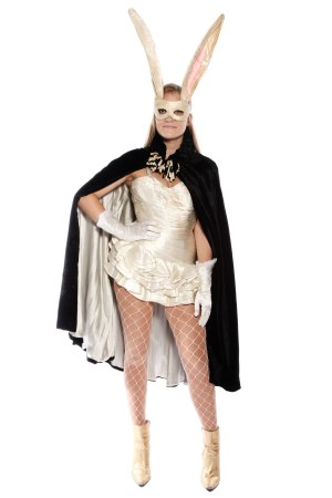 BURLESQUE SCARY BUNNY COSTUME