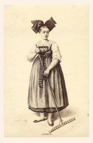 Coiffe 1880