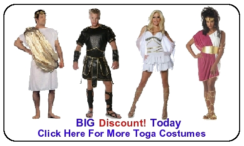 how to make a toga outfit