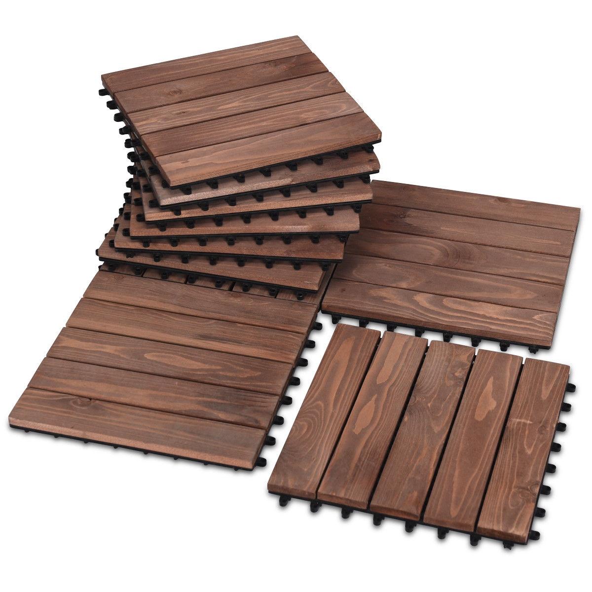 12 x 12 patio interlocking flooring