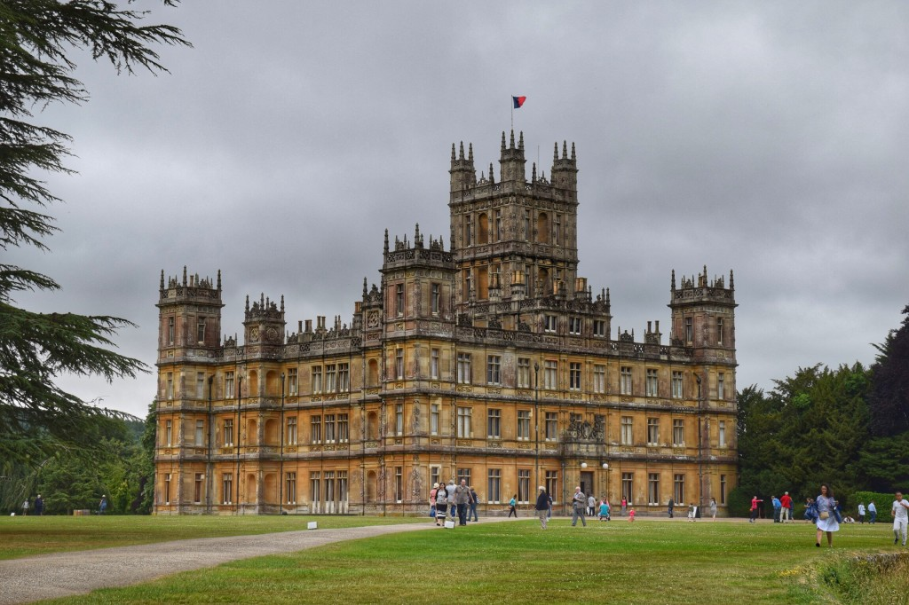 Image result for Highclere Estate