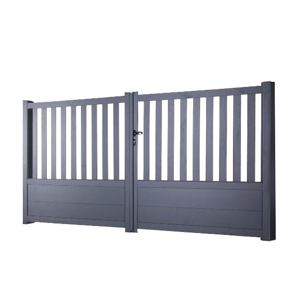 portail aluminium michigan
