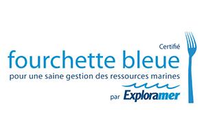 Logo Certifié Fourchette Bleue