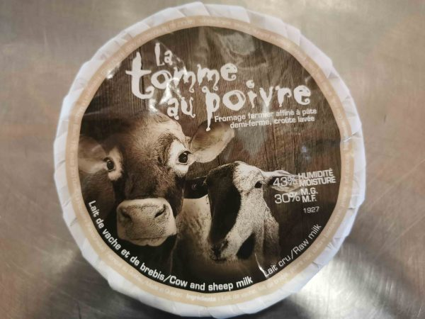 Fromage tomme