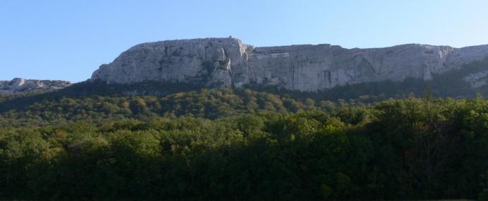 Escapade Massif De La Sainte Baume