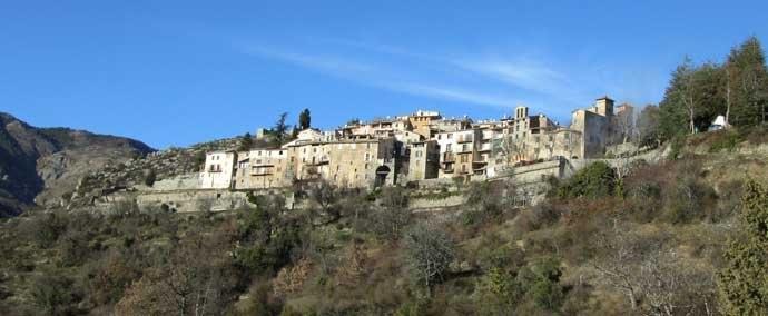 La Croix Sur Roudoule Tourisme Alpes Maritimes Cte DAzur