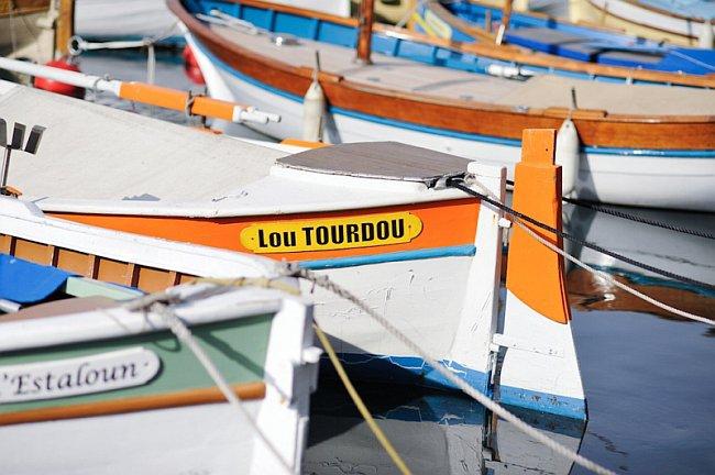 Photo de la semaine : Le Tourdou et autres pointus Niçois