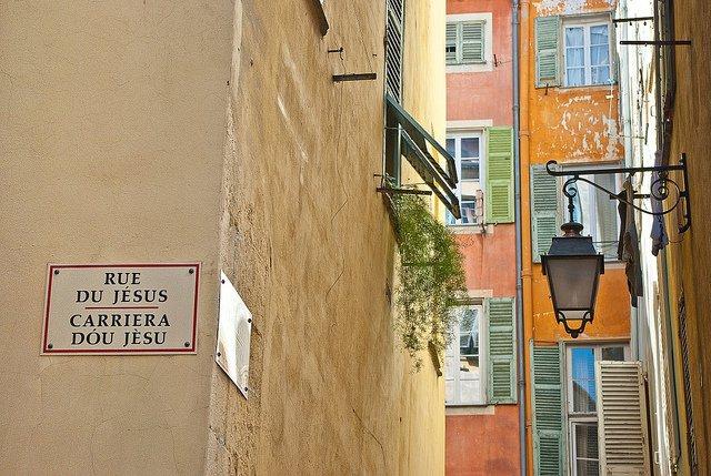 Photo de la semaine : Rue du Jésus