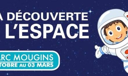 A la découverte de l'espace à l'Eco'Parc de Mougins