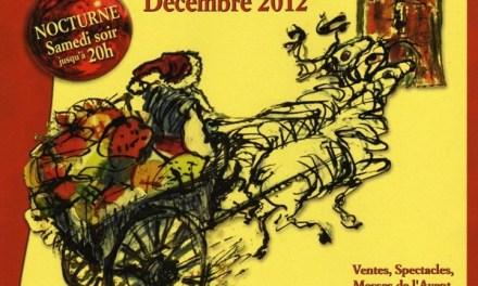 Marché de Noël de Saint-Antoine