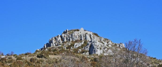 Le Castellaras de Thorenc