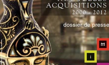 """Exposition """"Nouvelles Acquisitions 2000-2012"""""""