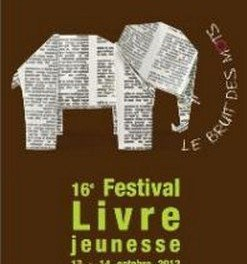 """Festival du livre jeunesse """"Le bruit des mots"""""""