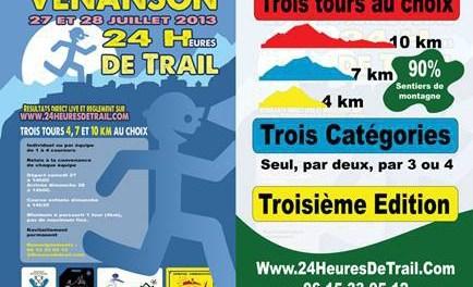 24 Heures de Trail