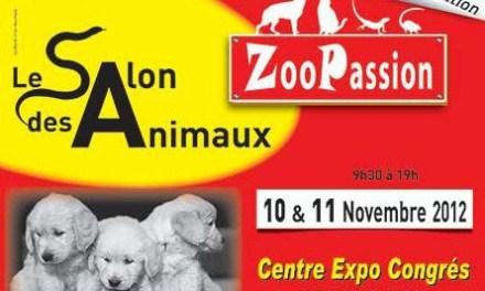 3ème Edition du Salon des Animaux de Compagnie ZOOPASSION
