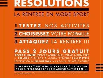 Valbonne Nautipolis Les Jours Résolutions 2013