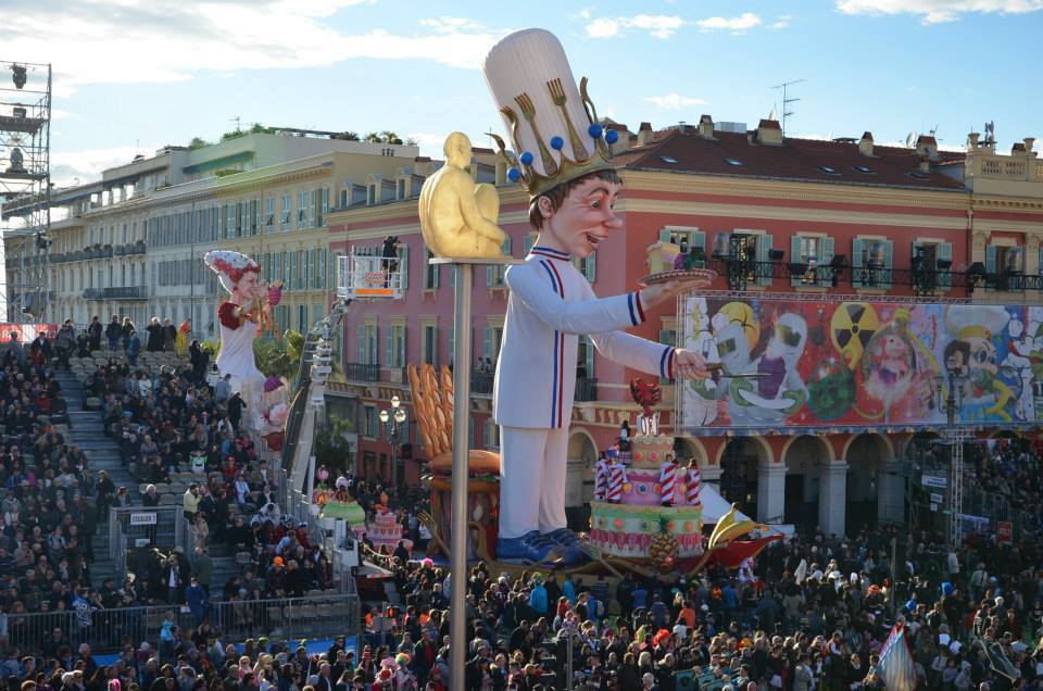 Photo de la semaine : Carnaval de Nice 2014