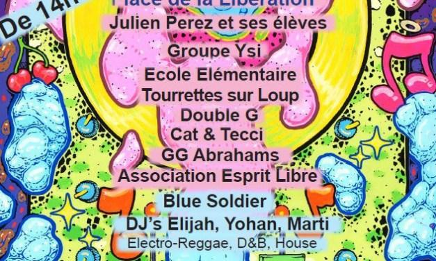 Fête de la musique à Tourrettes-sur-Loup