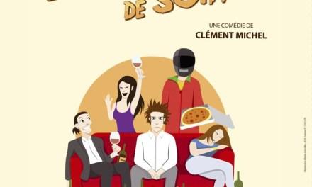 """Théâtre """"Début de fin de soirée"""""""