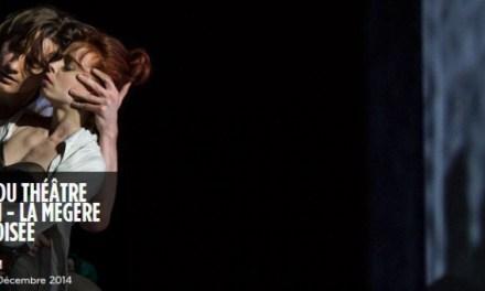 Ballet du Bolchoï : La Mégère Apprivoisée