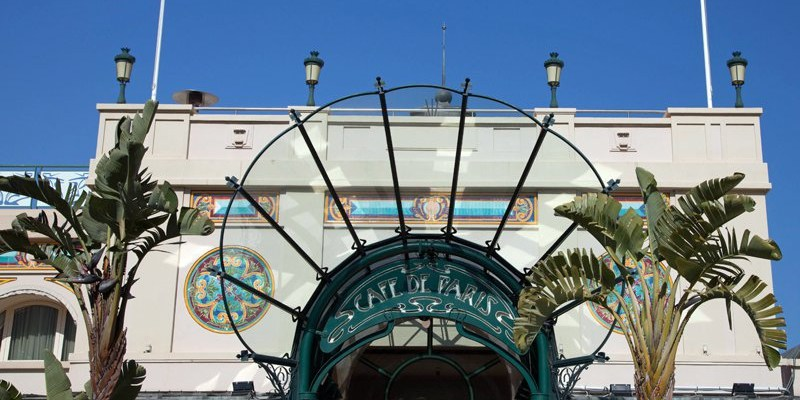 Photo de la semaine : Le Café de Paris à Monaco