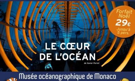 Vacances au Musée Océanographique de Monaco