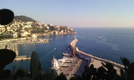 Photo de la semaine : Port de Nice