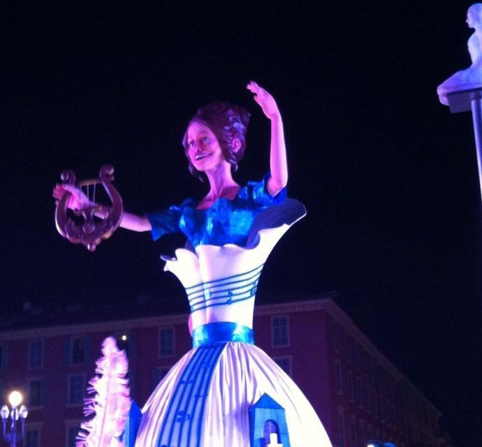 Photo de la semaine : Carnaval de Nice 2015