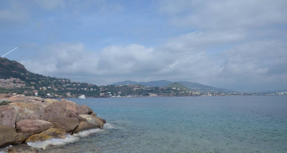 Photo de la semaine : Crique de l'Aiguille à Théoule-sur-Mer