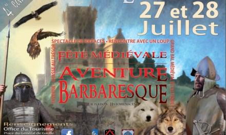 Fête médiévale – Aventure Barberesque