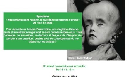 Journée d'information « Le nucléaire et les enfants »