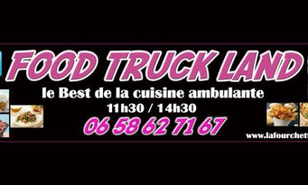 Food Truck Land