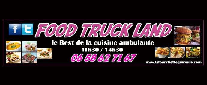 Food Truck Land