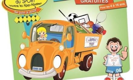 La Caravane du Sport à Auron