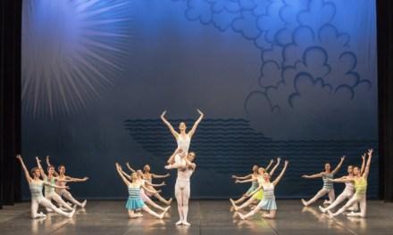 Ballets Hors les Murs au Théâtre de verdure