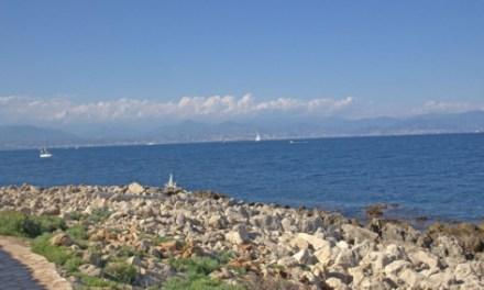La Garoupe et le Cap d'Antibes