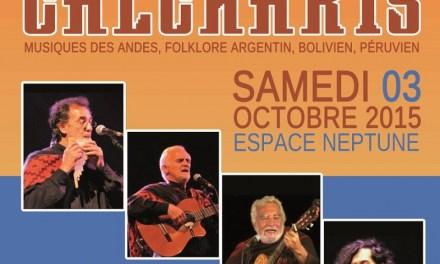 Concert Los Calchakis