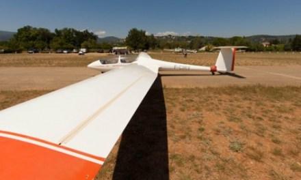 Vol à voile à Fayence