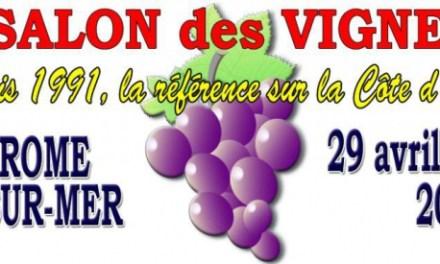Salon des vignerons de Cagnes-sur-Mer