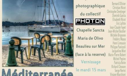 Exposition Photographique collective « Méditerranée »