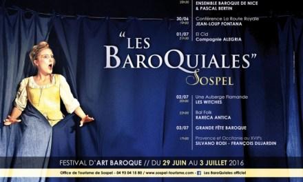 Les Baroquiales – Festival Art Baroque