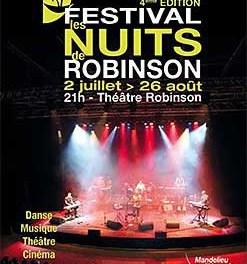 Festival Les Nuits de Robinson