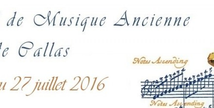 Festival de Musique Ancienne