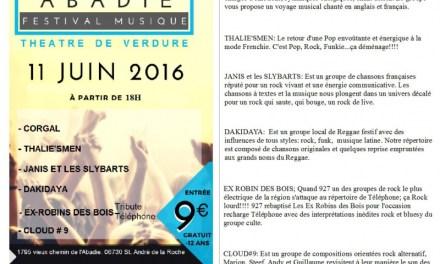 Abadie Festival de musique