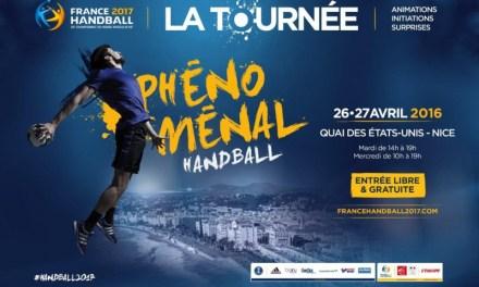 Tournée Phénoménal Handball