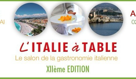 L'Italie à table