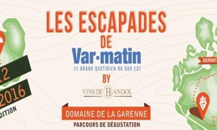 Escapades de Var Matin, balade gastronomique